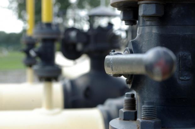 Zakończono budowę odcinka ważnego gazociągu