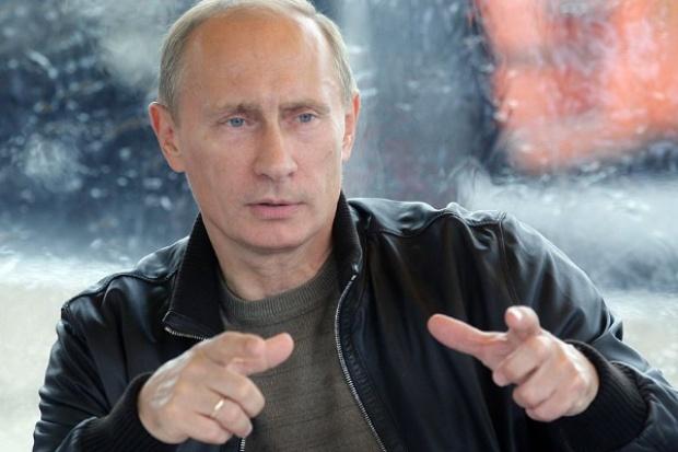Jak Władimir Putin rządzi światem?