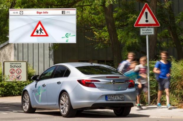 Opel i DRIVE C2X: komunikacja między pojazdami dla bezpieczeństwa w Europie