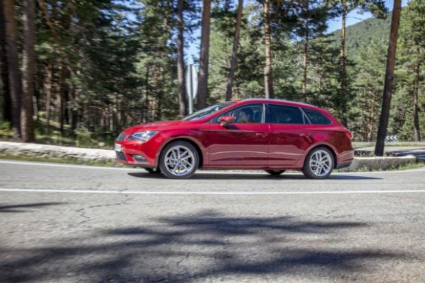 SEAT Leon ST 4Drive - na cztery kopyta