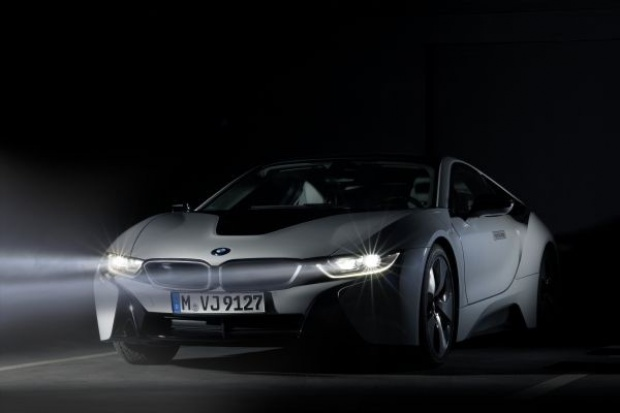 i9 na 100-lecie BMW