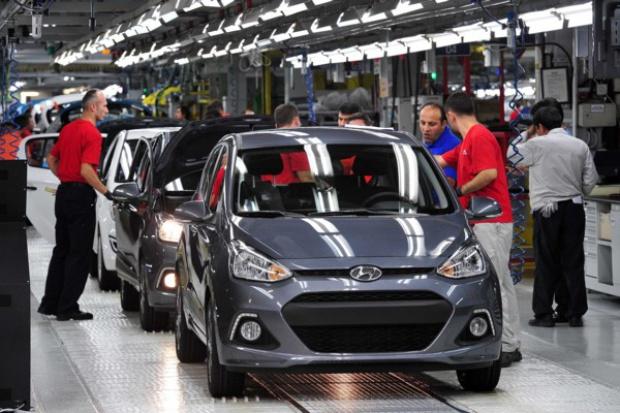 Milionowy Hyundai z tureckiej fabryki