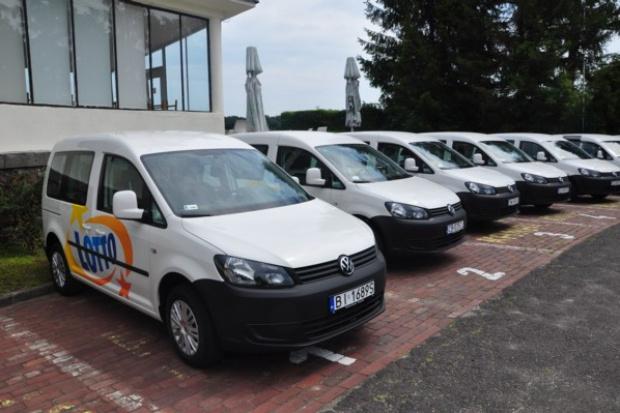 Volkswagen: 245 aut dla Totalizatora