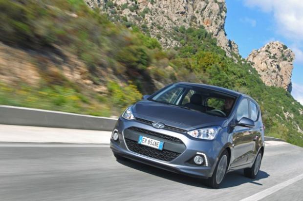 Coraz więcej Hyundaia w Europie