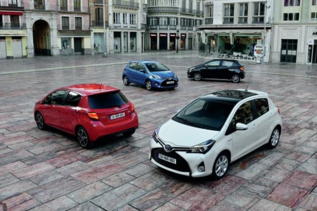 Toyota Yaris: face-lifting po nowemu