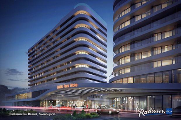 Rezidor zbuduje hotele w Świnoujściu i Zakopanem