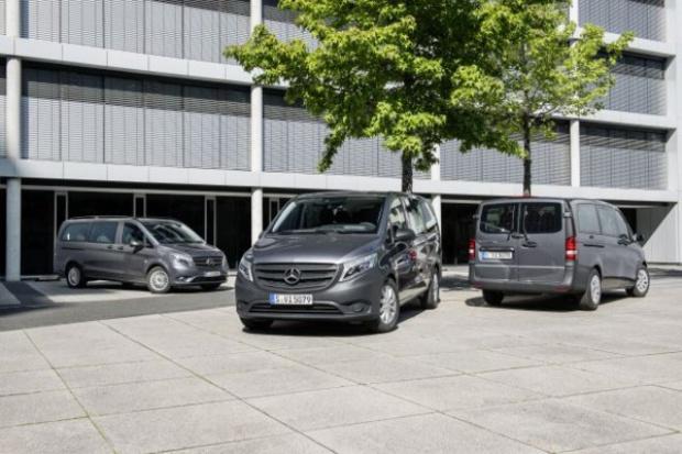 Mercedes-Benz wprowadza nowego Vito