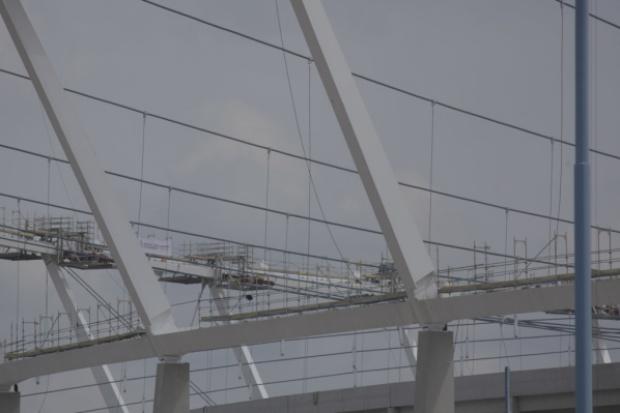 Jedna oferta na dokończenie dachu Stadionu Śląskiego