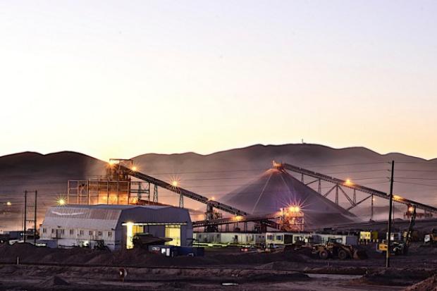 30 lipca KGHM uruchomił produkcję w Sierra Gorda