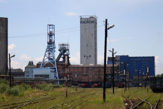 """JSW ma umowę kupna kopalni """"Knurów-Szczygłowice"""""""