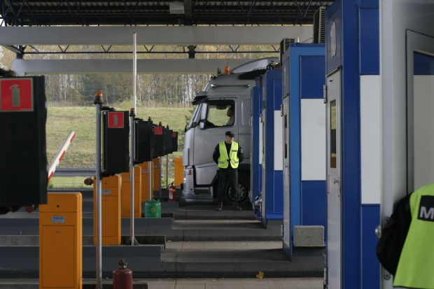 GDDKiA: awaryjne zarządzanie autostradowymi bramkami