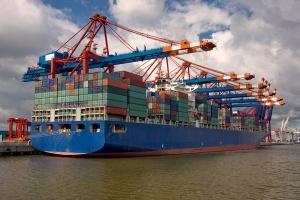 Kłopotliwe przeciążenia niektórych portów Morza Północnego