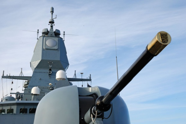 BAE Systems dostarczy okręty patrolowe dla Royal Navy