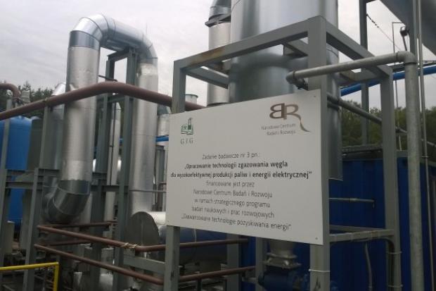 O sukcesie zgazowania węgla przesądzi dopiero eksperyment na skalę przemysłową