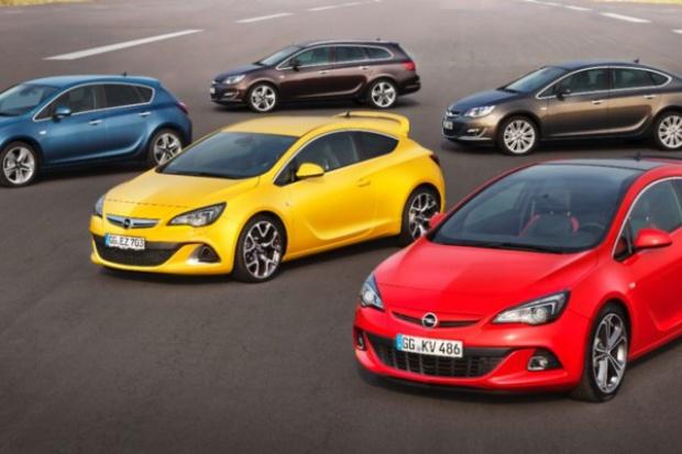 Opel wysoko w rankingu popularności nowych aut