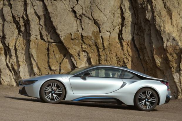Bridgestone ma wyłączność na BMW i8