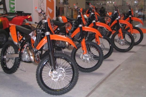 Przepisy wpływają na sprzedaż motocykli