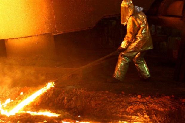 Hutnictwo wschodniej Ukrainy ma problemy z ciągłością dostaw