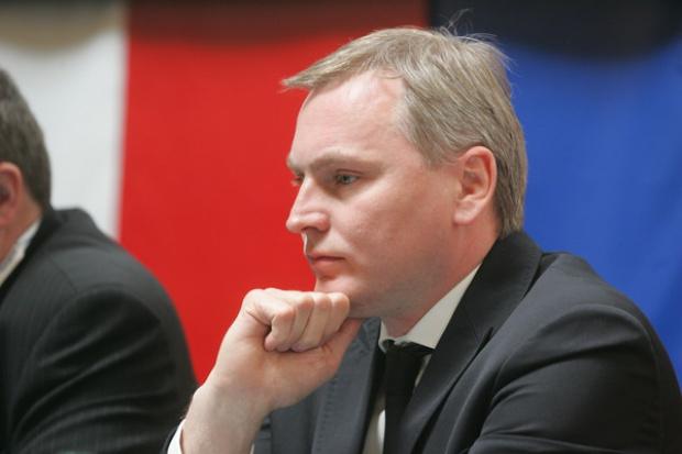 Lech Witecki dostał pracę na Stadionie Narodowym