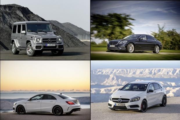Mercedes-AMG w Polsce: 400% w górę