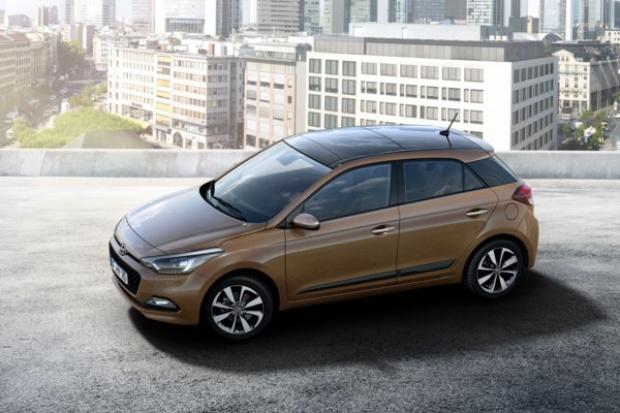 Hyundai pokazał nowego i20