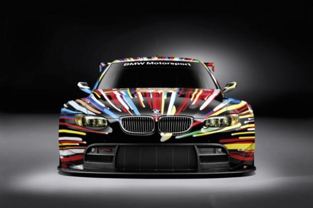 BMW Art Car po raz pierwszy w Polsce