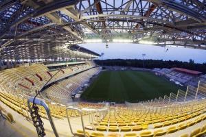 OHL zakończyło budowę stadionu w Białymstoku