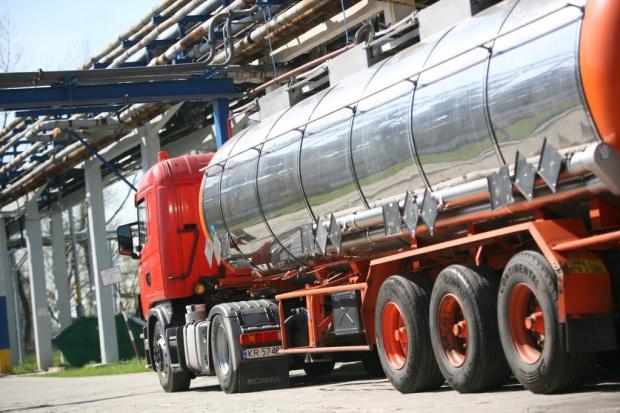 Eksport paliw prawie dorównuje importowi
