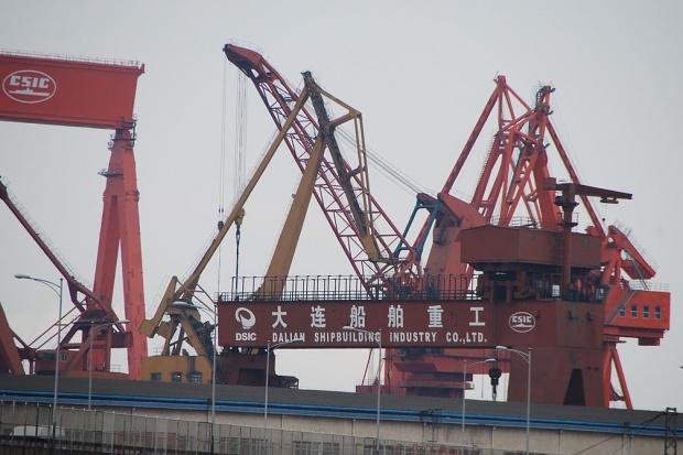 Chińskie stocznie stawiają na wysokiej klasy statki