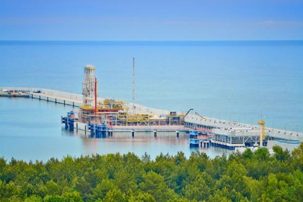 Zbliża się faza rozruchowa terminala LNG w Świnoujściu