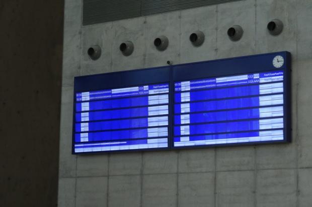Od poniedziałku kolejna zmiana rozkładu jazdy pociągów