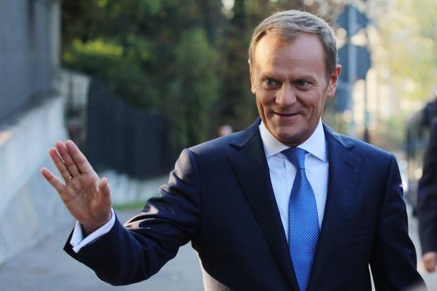 Tusk jako szef Rady Europejskiej chce kompromisów i oszczędności