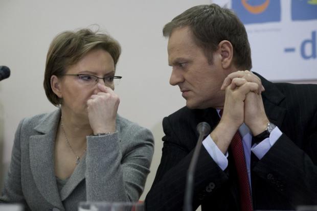 Nadchodzi trzęsienie ziemi w polskiej polityce. Tusk w Brukseli, Kopacz premierem?