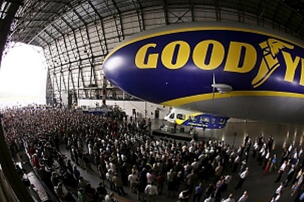 Goodyear: nie tylko ogumienie