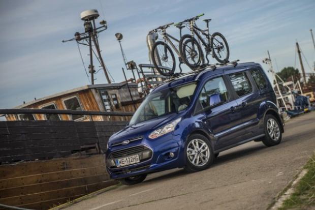 Ford skompletował linię modelową Tourneo