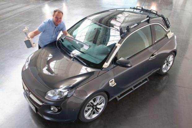 Opel wykorzystuje druk 3D