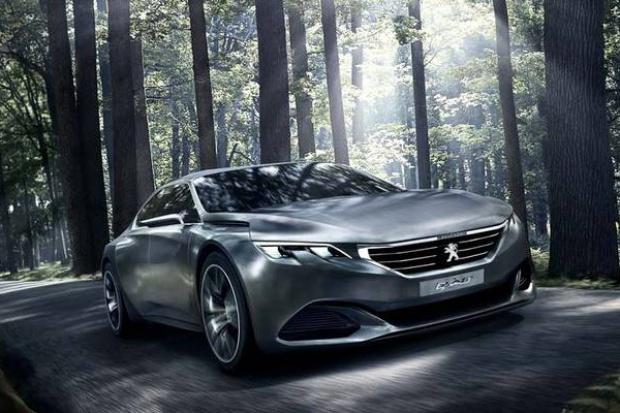 Exalt - wyjątkowy koncept Peugeota