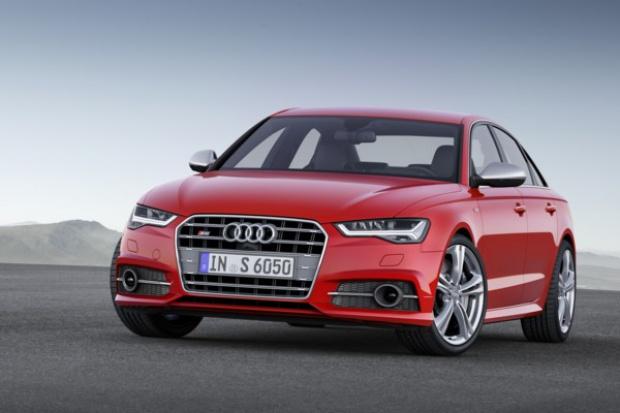 Audi odświeża rodzinę A6