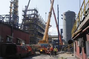 Koksownia Zdzieszowice modernizuje oczyszczanie gazu