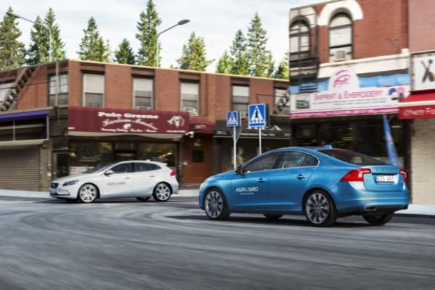 Volvo otwiera centrum testowe AstaZero