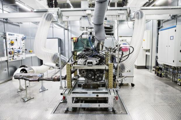 Skoda uruchamia centrum testowe silników w Mladá Boleslav