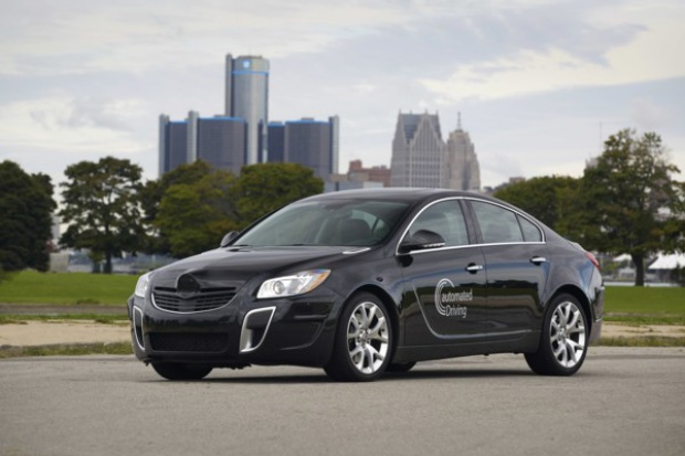 GM i Opel testują technologię jazdy automatycznej