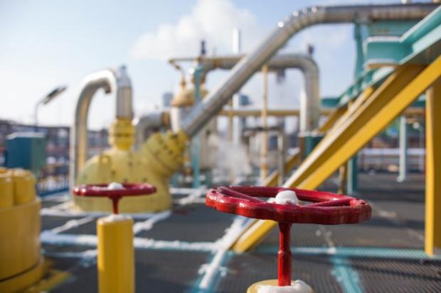 Chemia otrzymuje zamówione ilości gazu