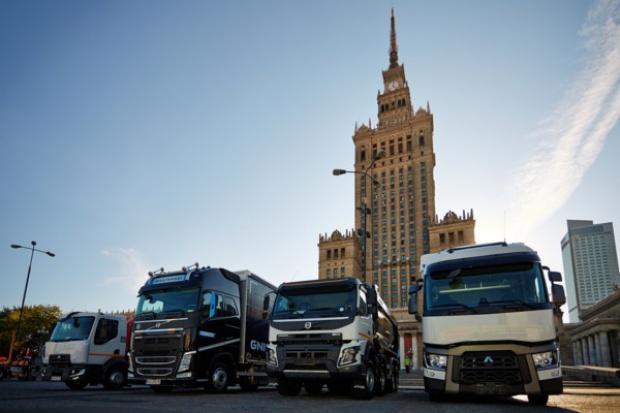 Volvo Trucks i Renault Trucks: dwie dekady w Polsce