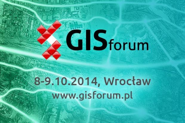 GISforum 2014 - systemy GIS z perspektywy użytkowników i twórców rozwiązań