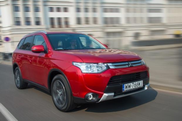 70% wzrost sprzedaży Mitsubishi w Polsce