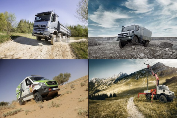 Mercedes-Benz Polska na Targach Energetab