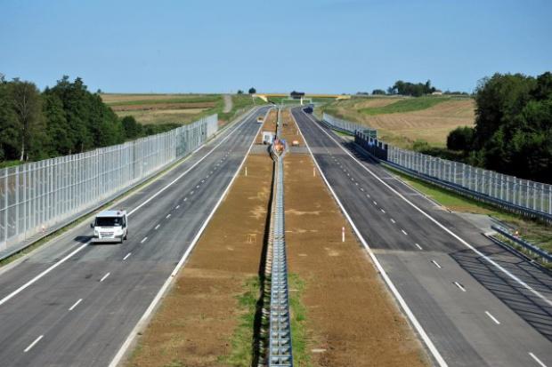 Nowy wyjazd z Lublina w stronę Warszawy - gotowy