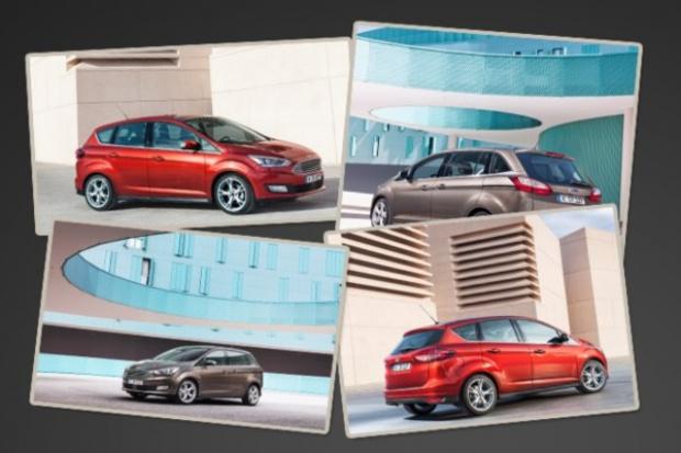 Ford: czas na odświeżenie minivanów