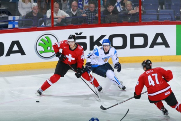 Coraz więcej Skody w.... hokeju